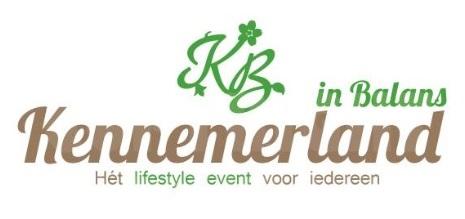 Logo Kennemerland In Balans