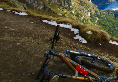 Mountainbike Mindset Excursie